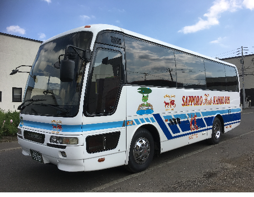 7007 Medium Large bus 28seater  28 Positive seat  No Aid  minisalon